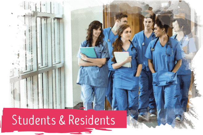 Students and Residents